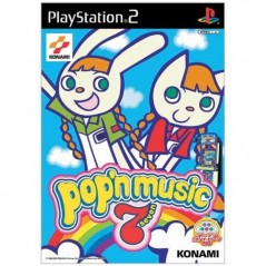 POP N MUSIC 7 (BUNDLE COPY) PS2 NTSC-JPN OCCASION