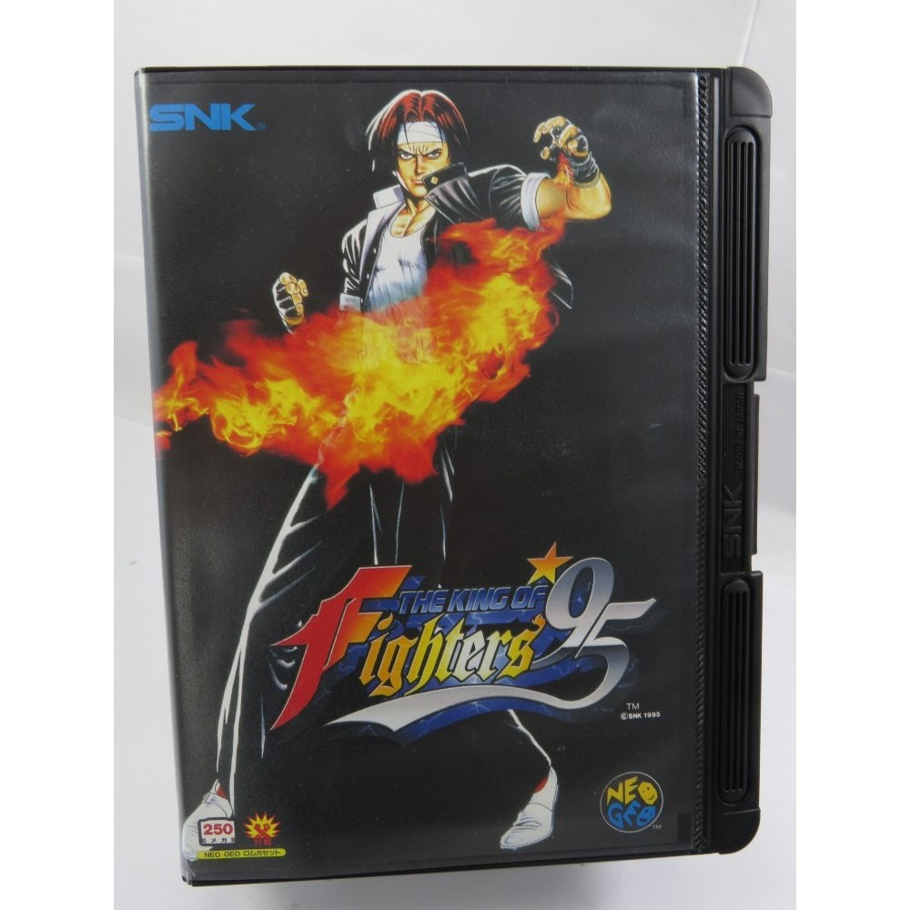 THE KING OF FIGHTERS 95 NEO GEO AES JPN OCCASION
