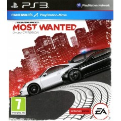 NEED FOR SPEED MOST WANTED PS3 FR OCCASION