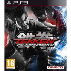 TEKKEN TAG TOURNAMENT 2 PS3 FR OCCASION