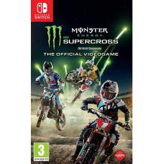 MONSTER ENERGY SUPERCROSS SWITCH FR OCCASION