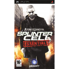 SPLINTER CELL ESSENTIALS PSP FR OCCASION
