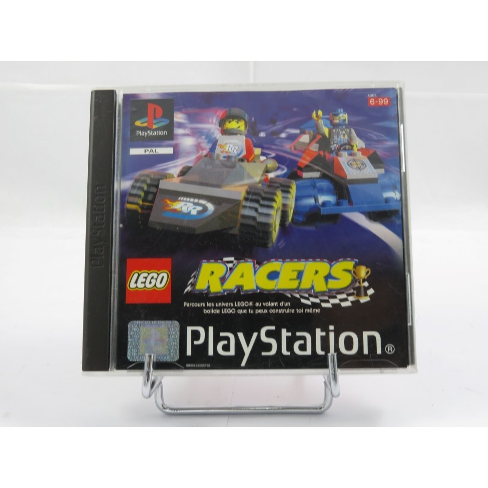 LEGO RACERS PS1 PAL-FR OCCASION