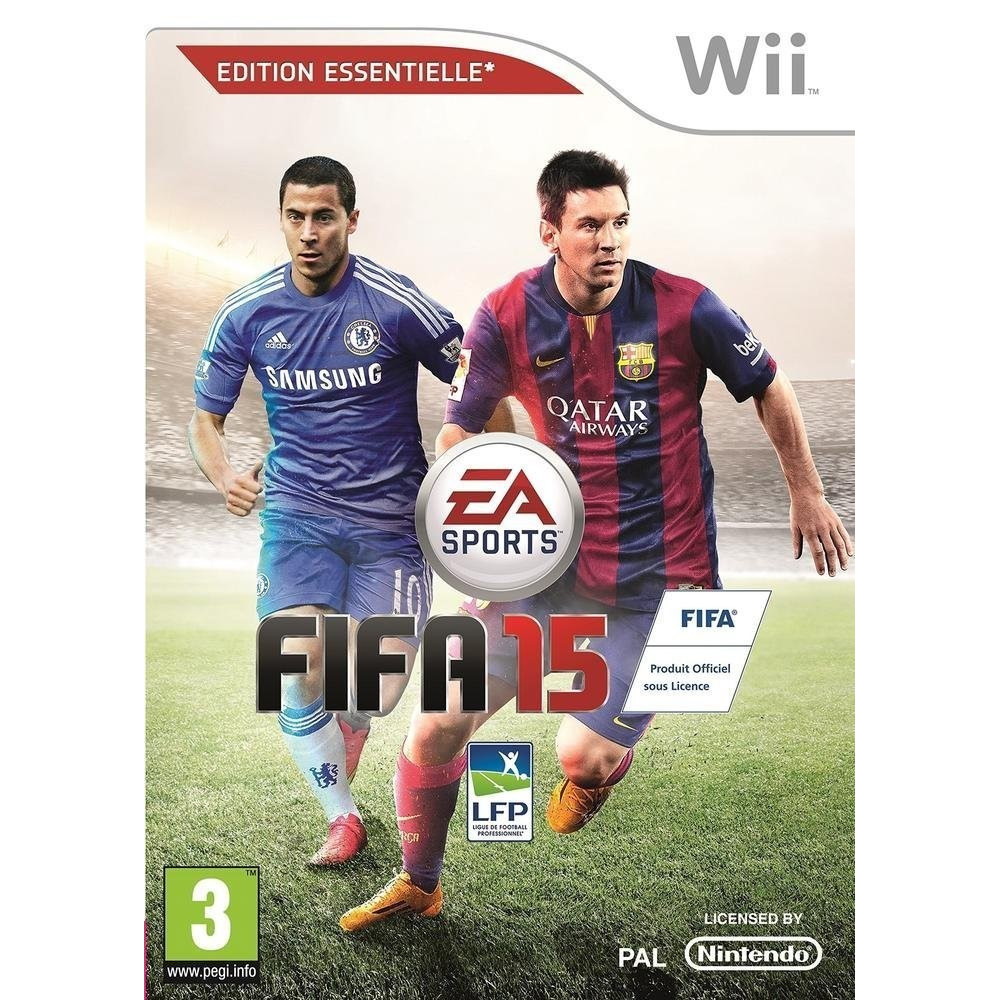 FIFA 15 WII PAL-FR OCCASION
