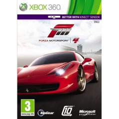 FORZA MOTORSPORT 4 XBOX 360 PAL-FR OCCASION
