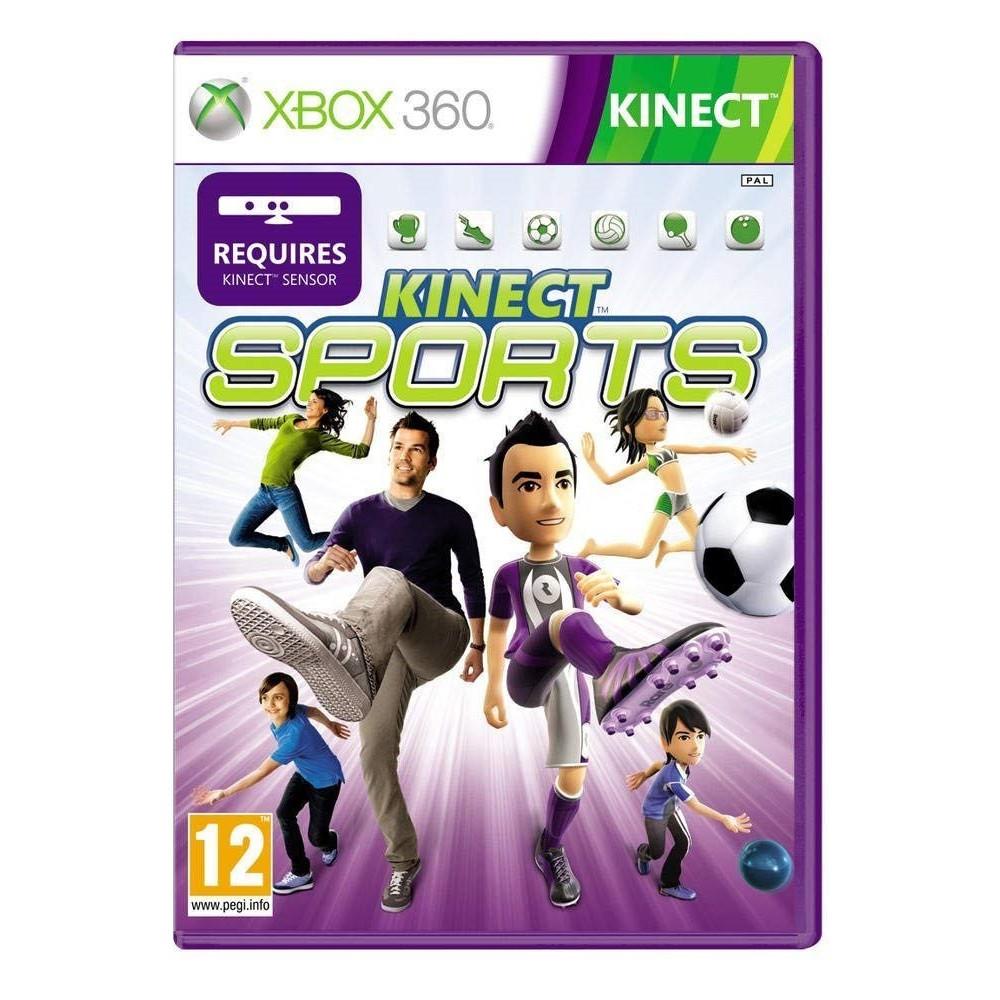 KINECT SPORTS XBOX 360 FR OCASION