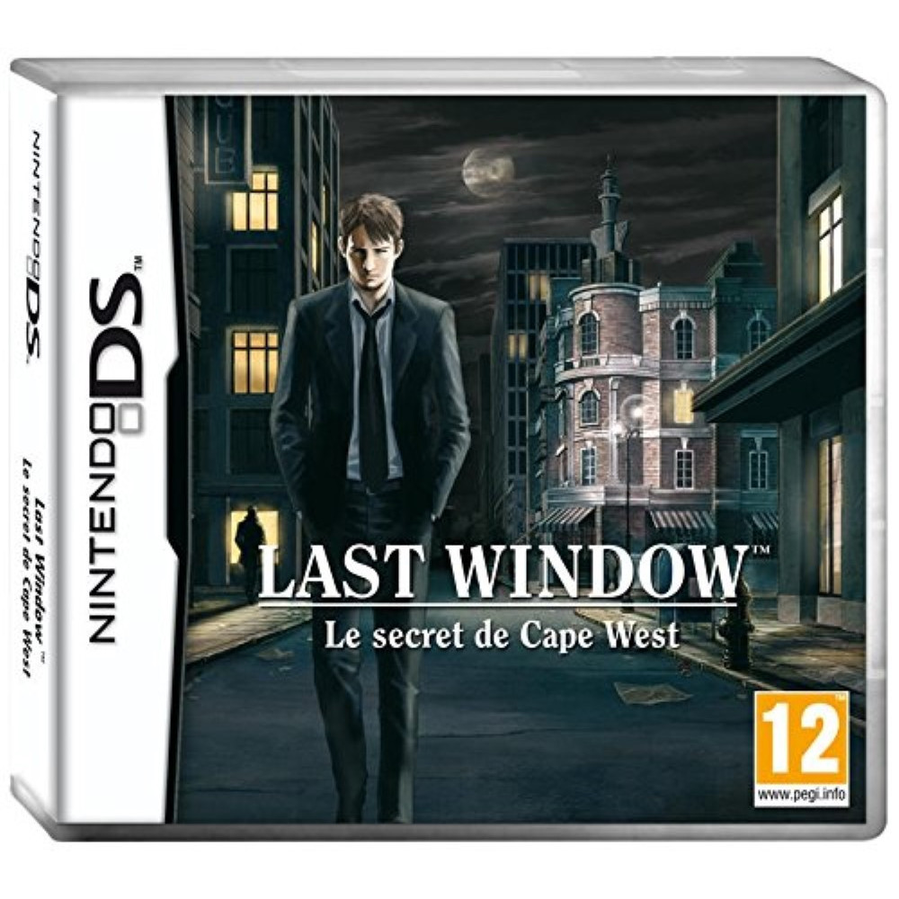LAST WINDOW LE SECRET DE CAP WEST NDS FR OCCASION