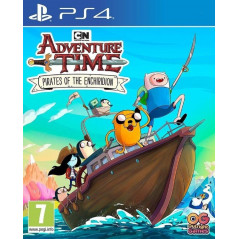 ADVENTURE TIME LES PIRATES DE LA TERRE DE OOO PS4 FR NEW