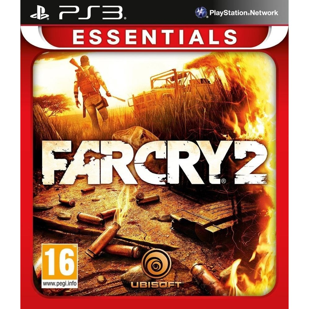 FAR CRY 2 ESSENTIALS PS3 FR NEW