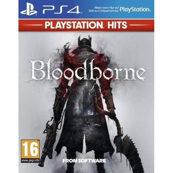 BLOODBORNE PLAYSTATION HITS PS4 FR NEW