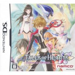 TALES OF HEARTS ANIME MOVIE EDITION NDS JPN NEW