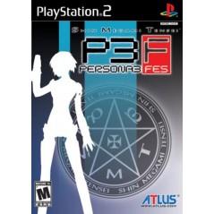 SHIN MEGAMI TENSEI PERSONA 3 FES PS2 NTSC-USA OCCASION