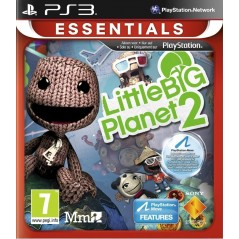LITTLE BIG PLANET 2 ESSENTIALS PS3 FR NEW