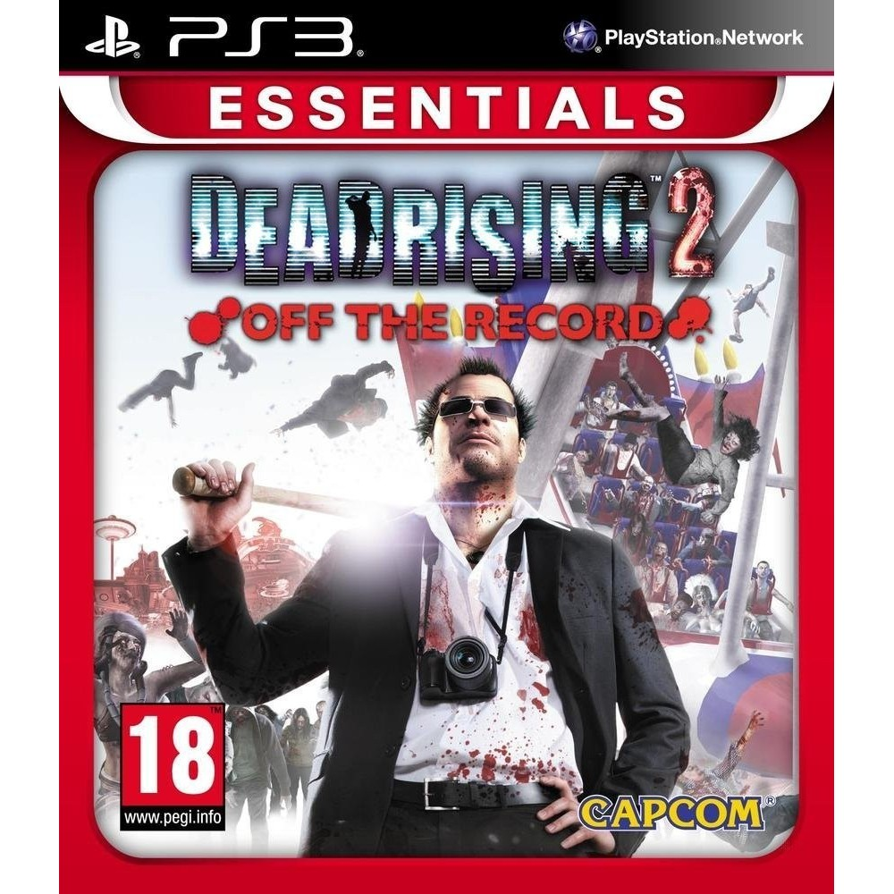 DEAD RISING 2 OFF THE RECORD PS3 FR NEW