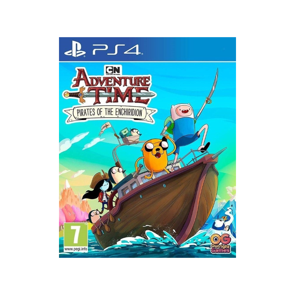 ADVENTURE TIME PIRATES OF THE ENCHIRIDION PS4 UK NEW