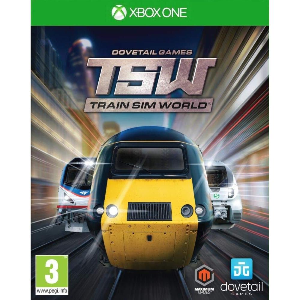TRAIN SIM WORLD XBOX ONE FR NEW