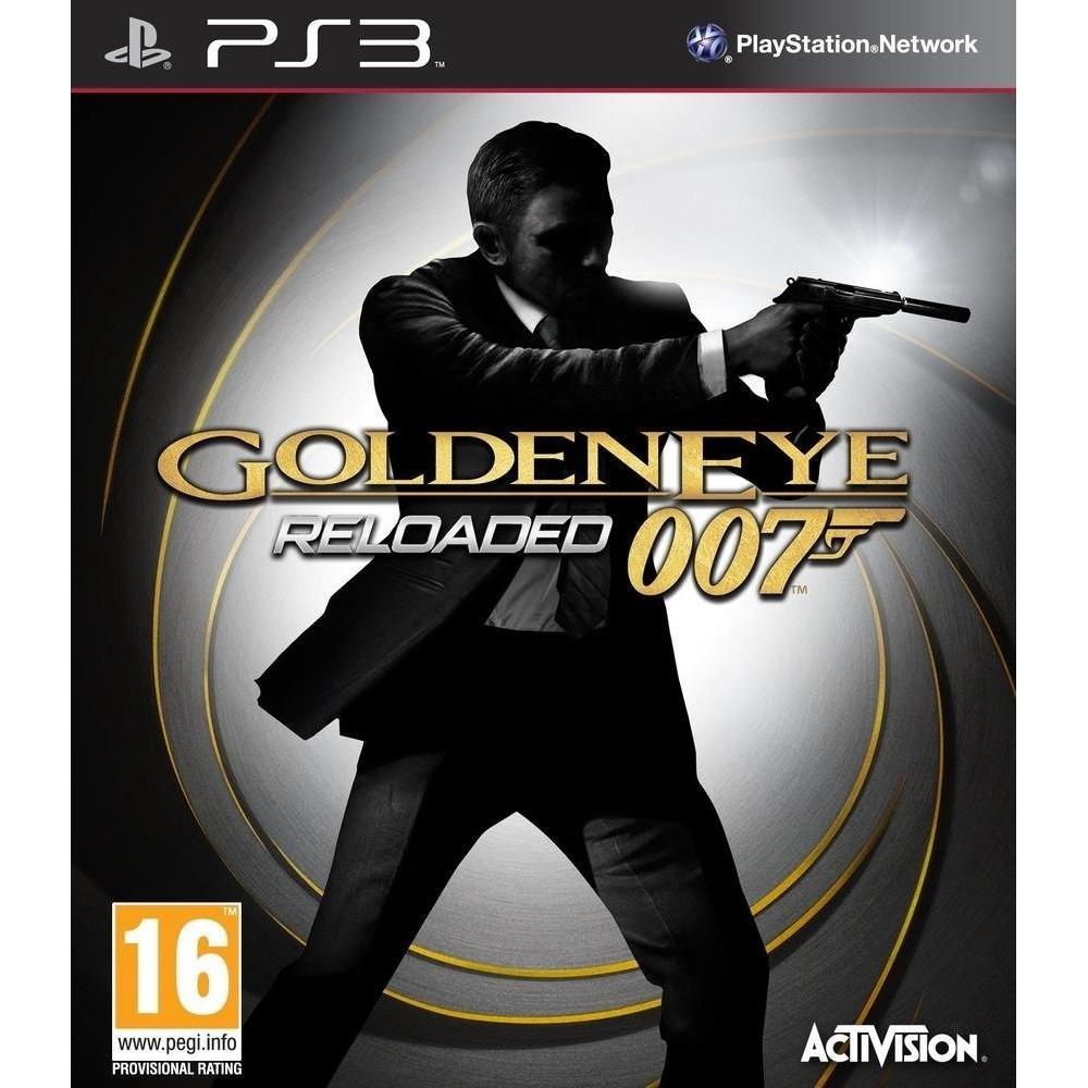 JAMES BOND GOLDEN EYE RELOADED PS3 FR NEW