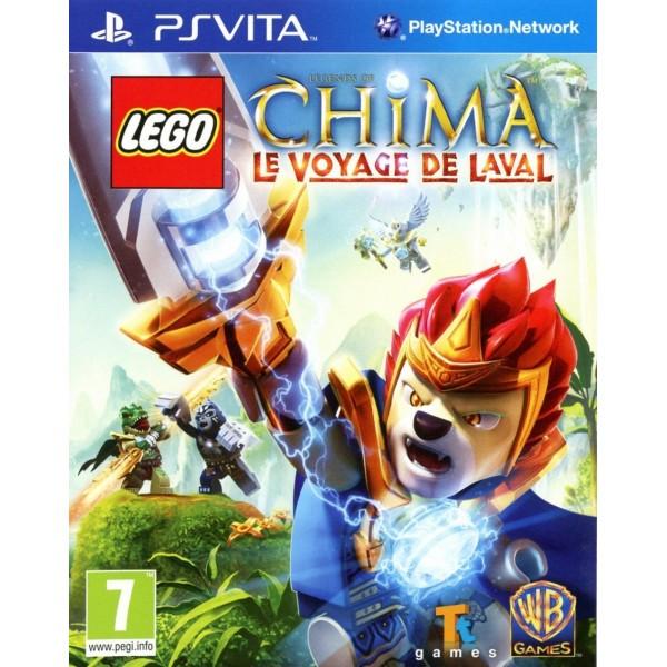 LEGO CHIMA PSVITA VF
