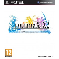 FINAL FANTASY X X-2 HD REMASTER PS3 UK NEW