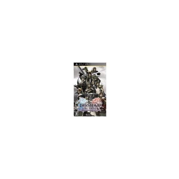 DISSIDIA: FINAL FANTASY - UNIVERSAL TUNING PSP JAP NEW