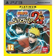 NARUTO SHIPPUDEN ULTIMATE NINJA STORM 2 PLATINUM PS3 FR NEW