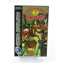 CLOCKWORK KNIGHT 2 SATURN PAL-EURO OCCASION