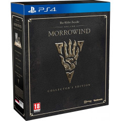 THE ELDER SCROLLS ONLINE MORROWIND COLLECTOR S EDITION PS4 UK OCCASION