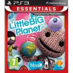 LITTLE BIG PLANET ESSENTIAL PS3 FR NEW