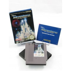 DISNEY ADVENTURES IN THE MAGIC KINGDOM NES PAL-B FRA OCCASION