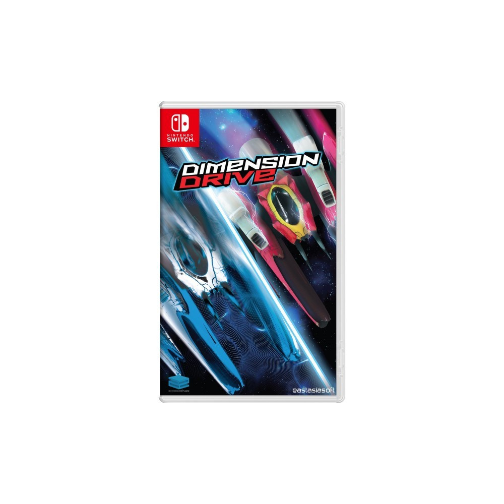 DIMENSION DRIVE SWITCH ASIAN NEW