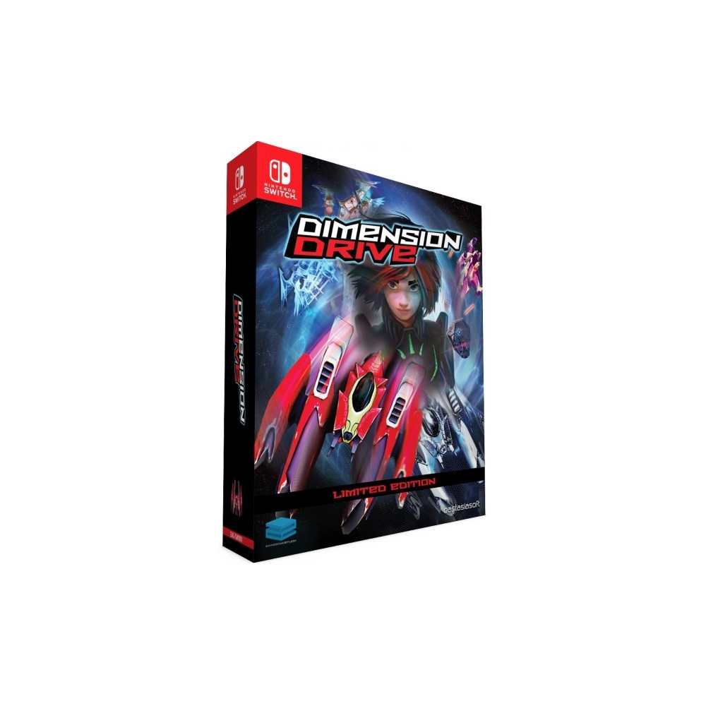 DIMENSION DRIVE LIMITED SWITCH ASIAN NEW