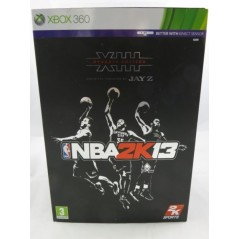 NBA 2K13 DYNASTY EDITION XBOX 360 PAL-FR OCCASION