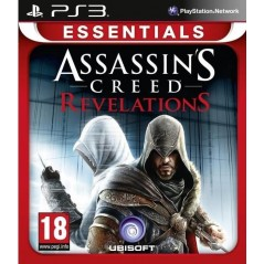 ASSASSIN S CREED REVELATIONS PS3 FR NEW