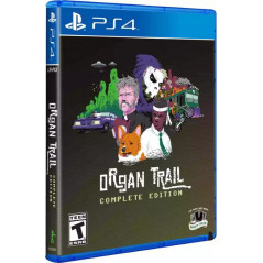 ORGAN TRAIL COMPLETE EDITION PS4 US NEW