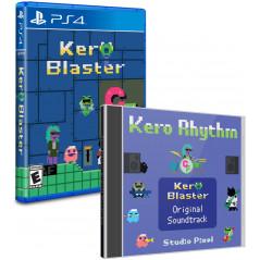 KERO BLASTER + OST PS4 US NEW