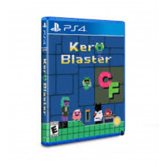 KERO BLASTER PS4 US NEW