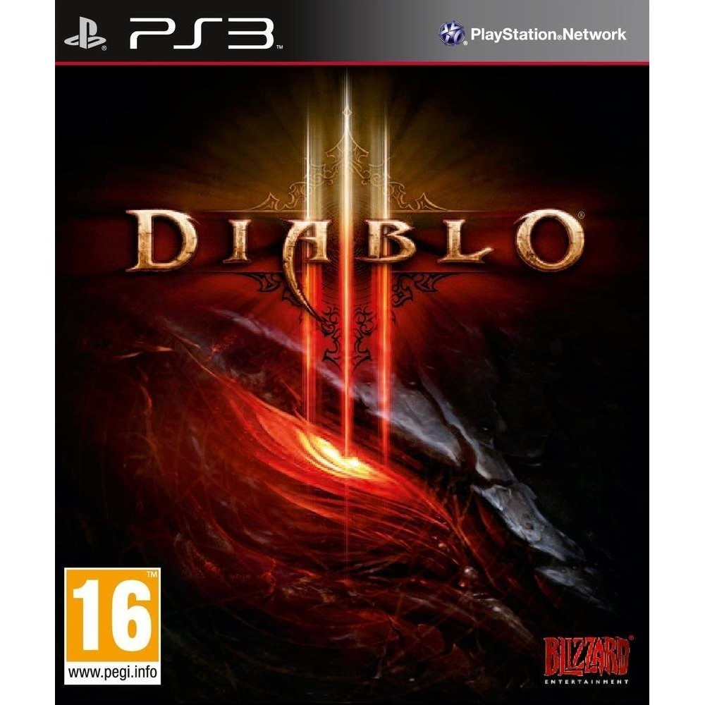 DIABLO 3 & CD 2 TITRES PS3 FR NEW