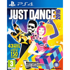 JUST DANCE 2016 PS4 UK NEW