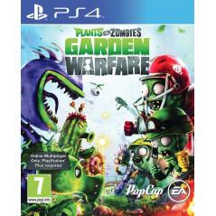 PLANTS VS ZOMBIES GARDEN WARFARE PS4 UK OCCASION