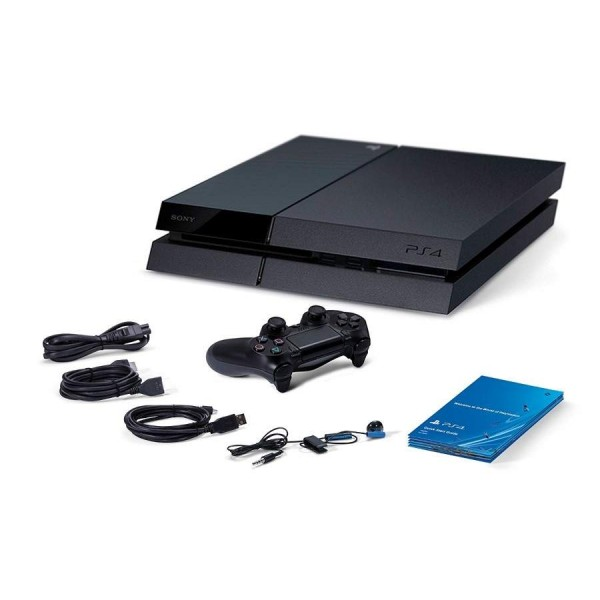 CONSOLE PS4 500 GB EURO OCCASION
