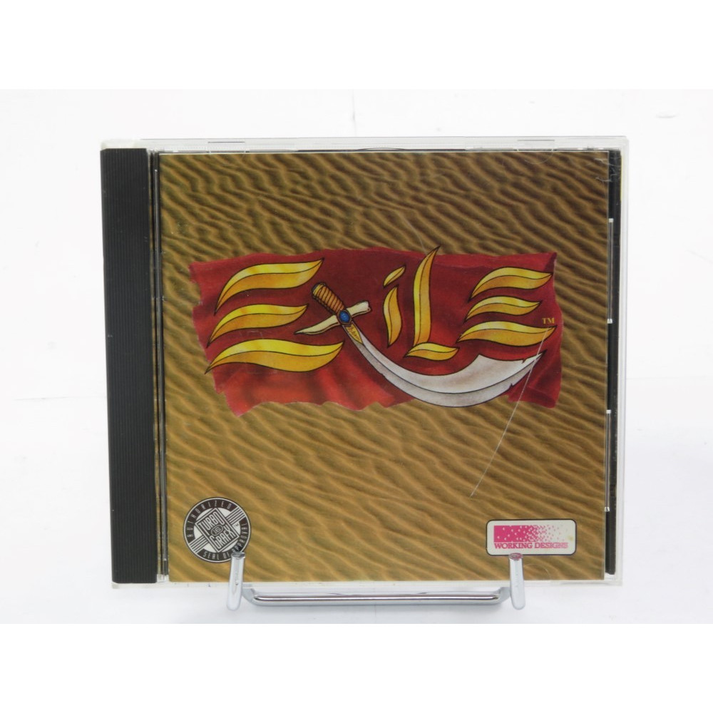 EXILE NEC TURBO GRAFX CD USA OCCASION