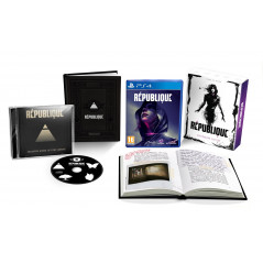 REPUBLIQUE CONTRBAND EDITION PS4 PAL