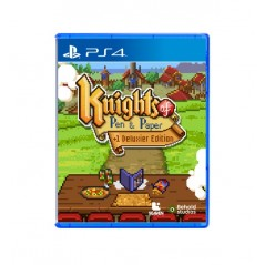 KNIGHTS OF PEN AND PAPER PS4 UK NEW
