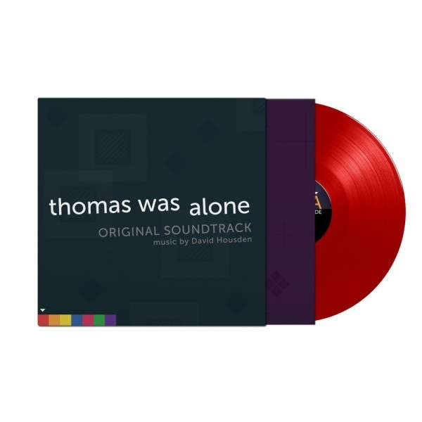 VINYLE THOMAS WAS ALONE US NEW