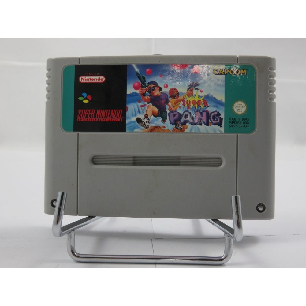 SUPER PANG SNES PAL-FAH LOOSE (ETAT B)
