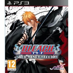 BLEACH : SOUL RESURRECCION PS3 FR OCCASION (ETAT B)