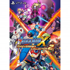 ROCKMAN X ANNIVERSARY COLLECTION 2 PS4 JPN NEW