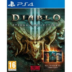 DIABLO 3 ETERNAL COLLECTION PS4 FR OCCASION