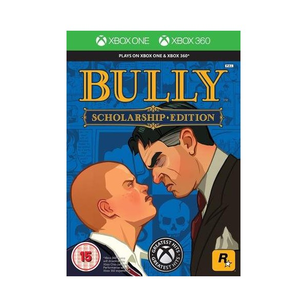 BULLY SCHOLARSHIP EDITION X360 UK OCCASION
