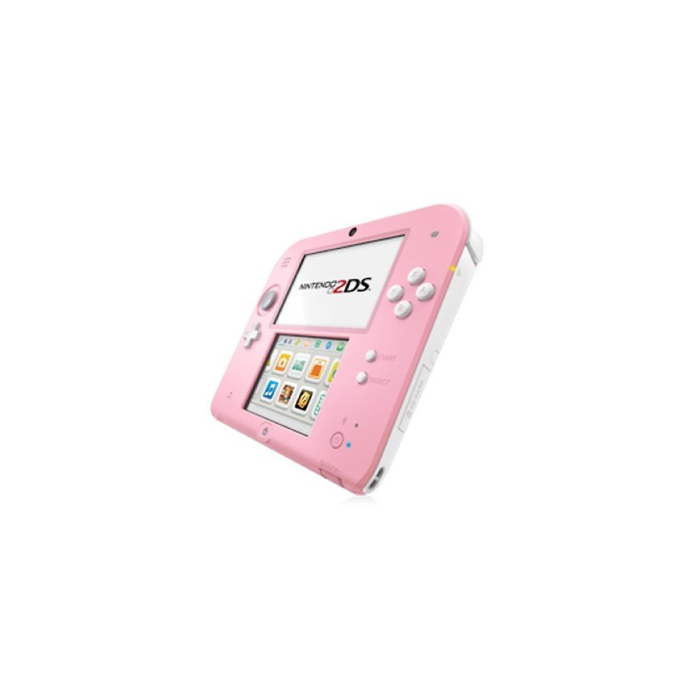 CONSOLE 2DS ROSE FR LOOSE